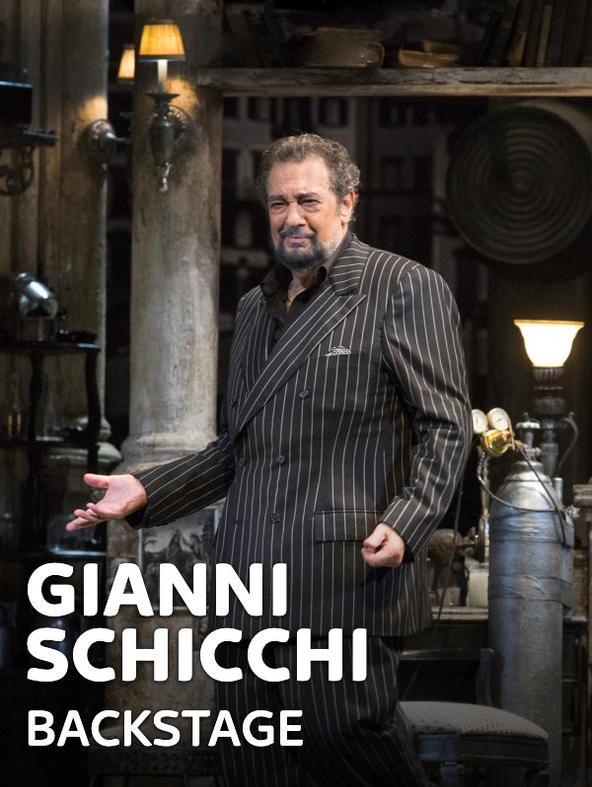 Gianni Schicchi - Backstage