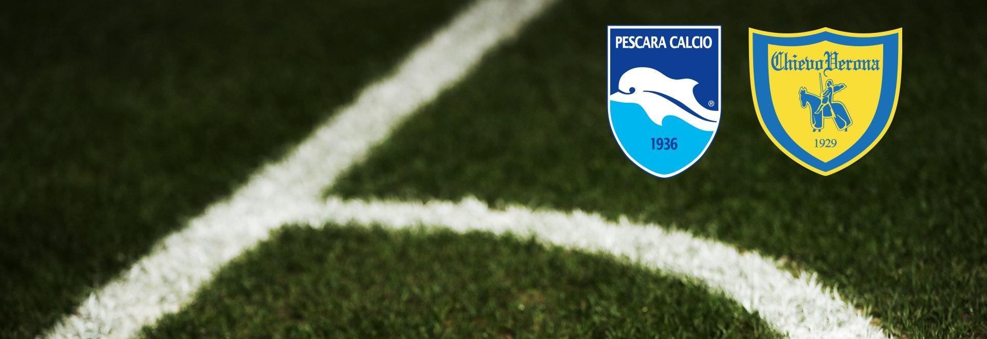 Pescara - Chievo. 19a g.