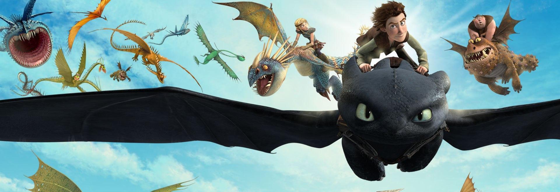 Dragons: I cavalieri di Berk