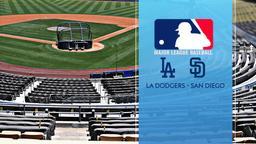 LA Dodgers - San Diego. NLDS Gara 1