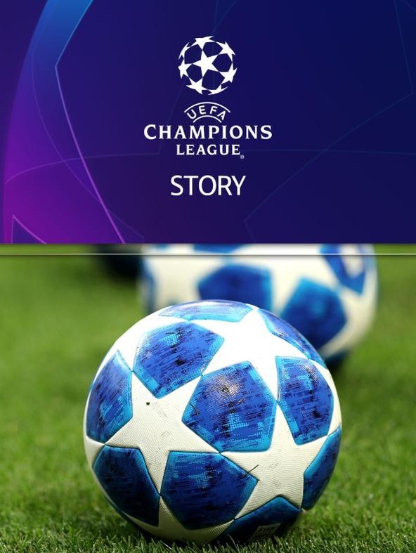 Champions League Story