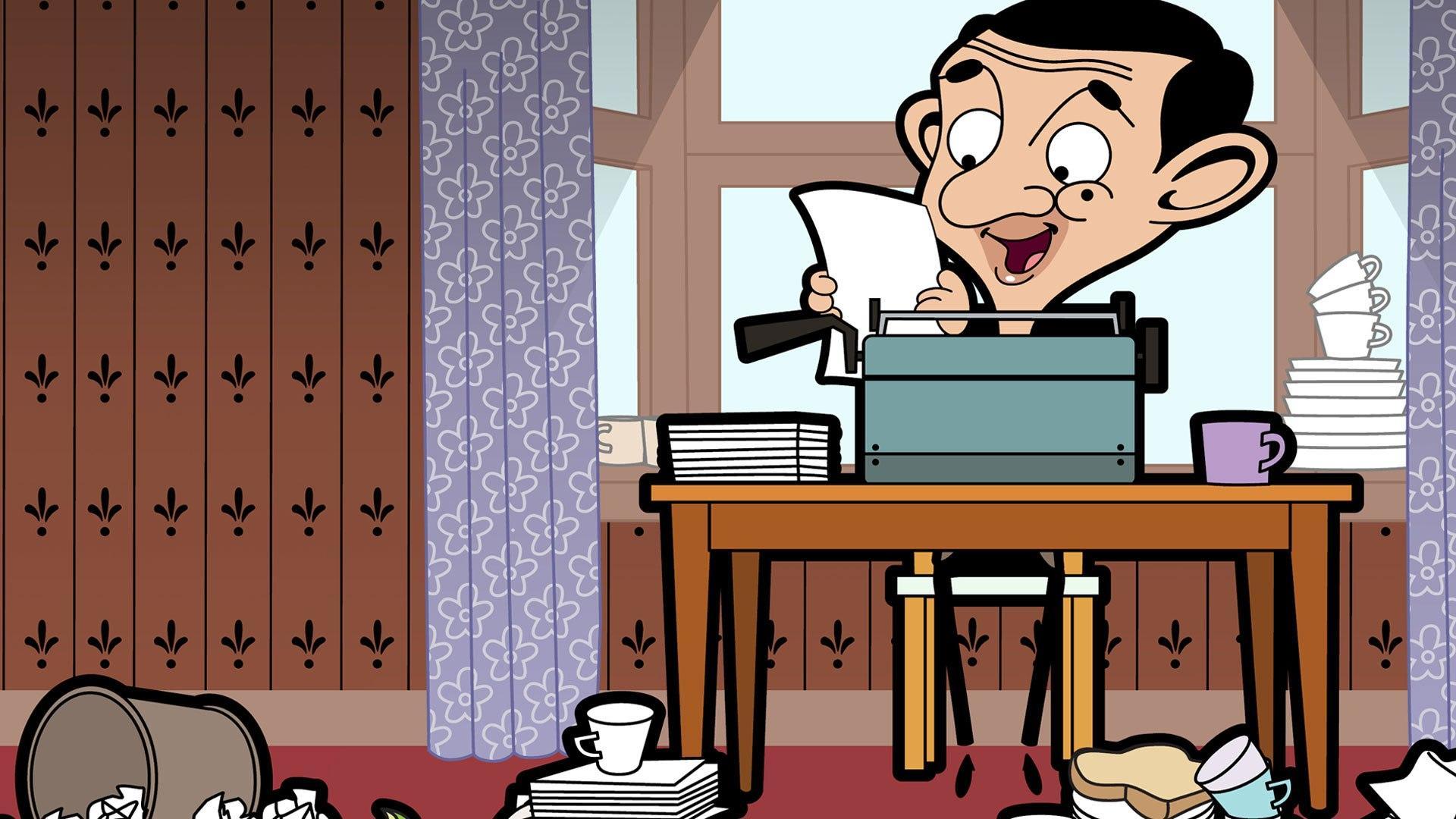 Boomerang The Mr. Bean Animated Series