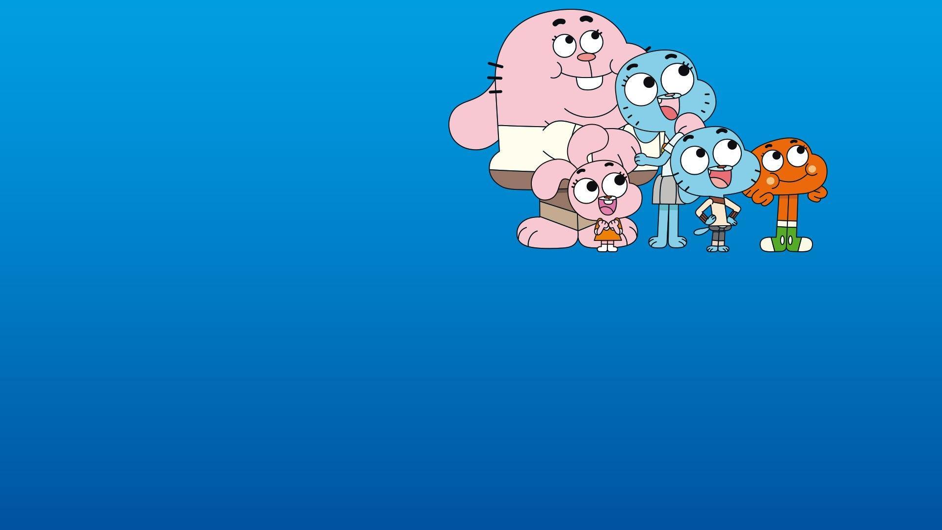 Cartoon +1 Lo Straordinario Mondo di Gumball