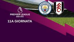 Manchester City - Fulham. 11a g.