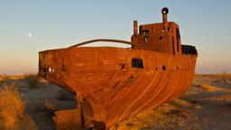 Esplorazione di un mare antico
