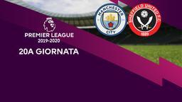 Man City - Sheffield United. 20a g.