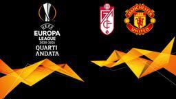 Granada - Manchester United. Quarti Andata