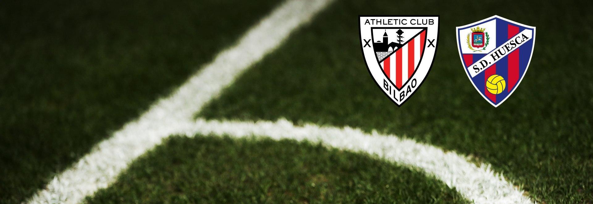Athletic Club - Huesca. 14a g.