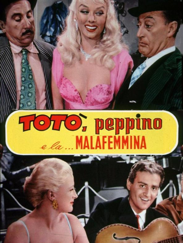Toto', Peppino e... la malafemmina