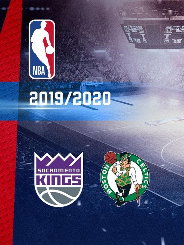 NBA: Sacramento - Boston