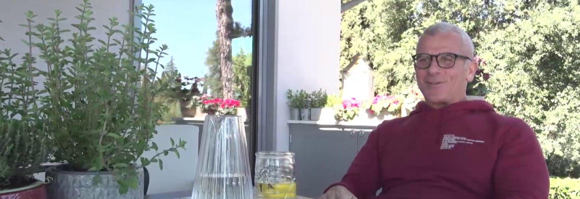 Involtini di melanzana / Polpette di baccalà