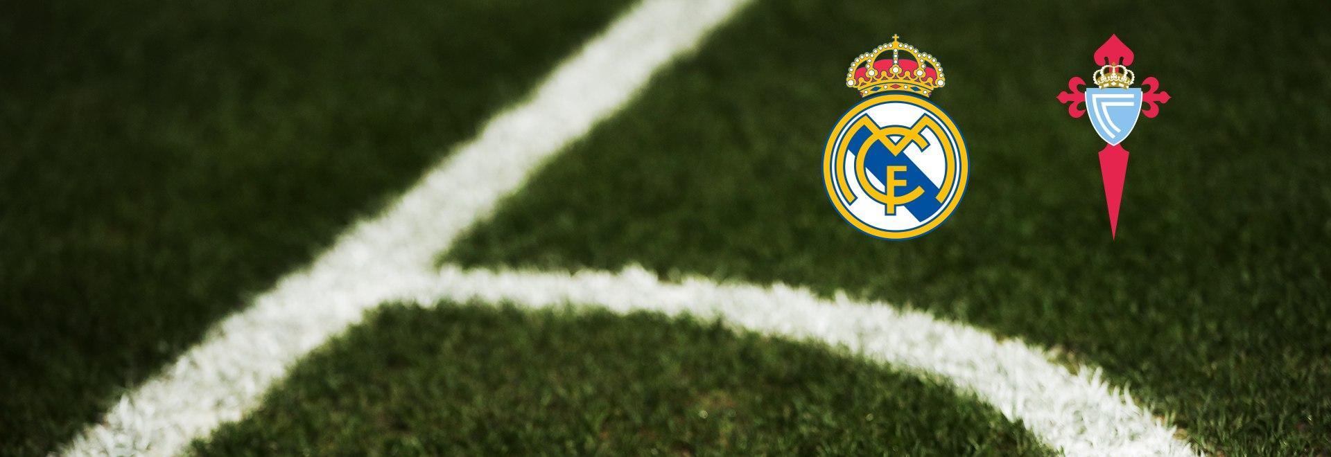 Real Madrid - Celta de Vigo. 24a g.