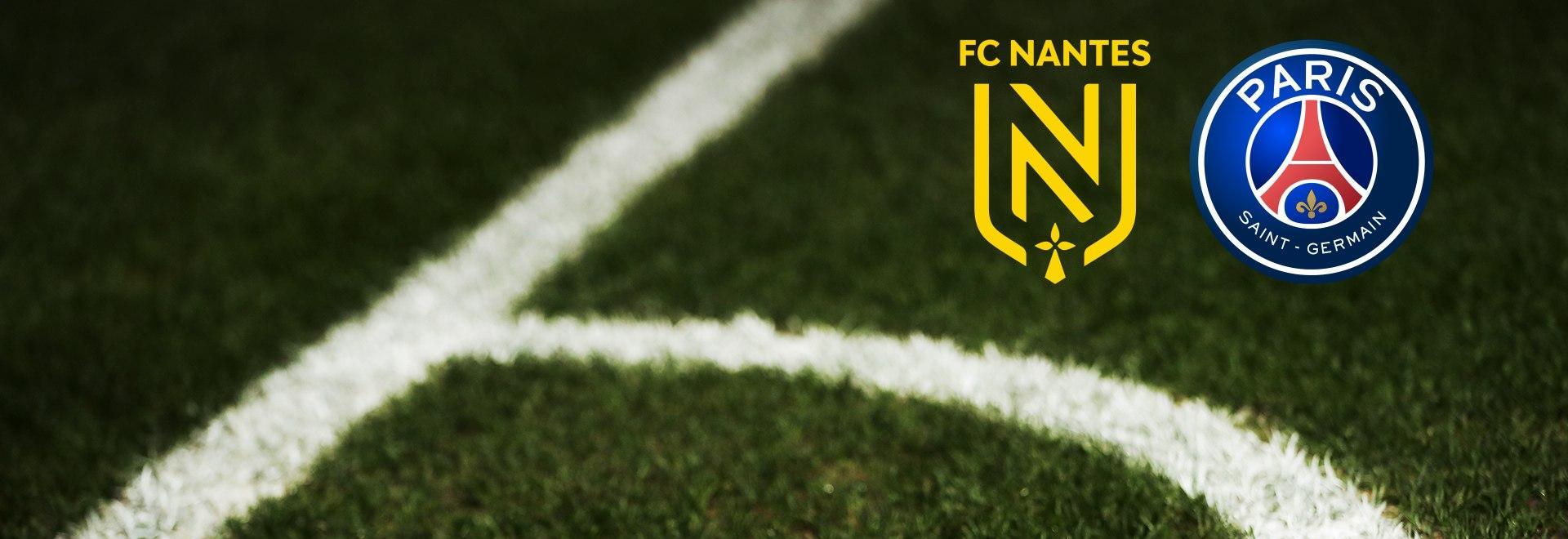Nantes - PSG. 23a g.
