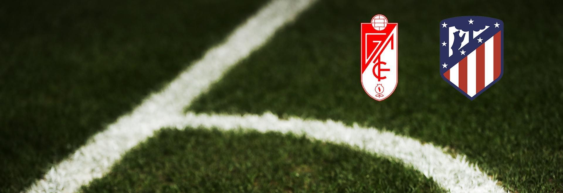 Granada - Atletico Madrid. 14a g.