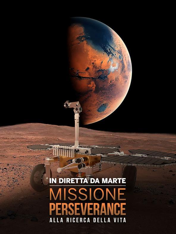 In diretta da Marte - Perseverance..
