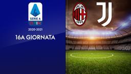 Milan - Juventus. 16a g.