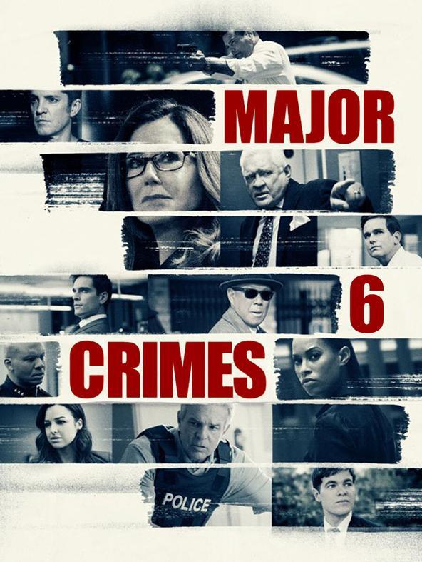 S6 Ep9 - Major Crimes