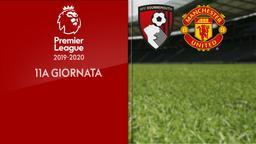 Bournemouth - Man Utd. 11a g.