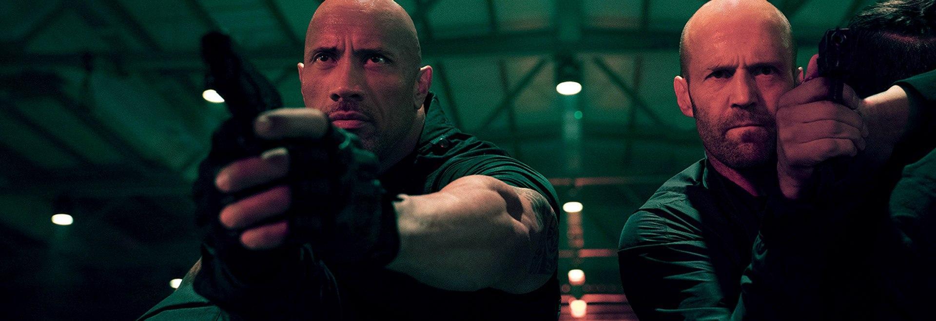 Jason Statham vs Dwayne Johnson