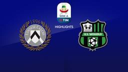 Udinese - Sassuolo