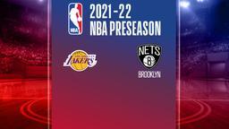 LA Lakers - Brooklyn