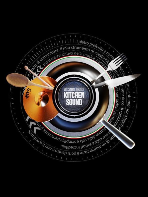 Alessandro Borghese Kitchen Sound Menu'