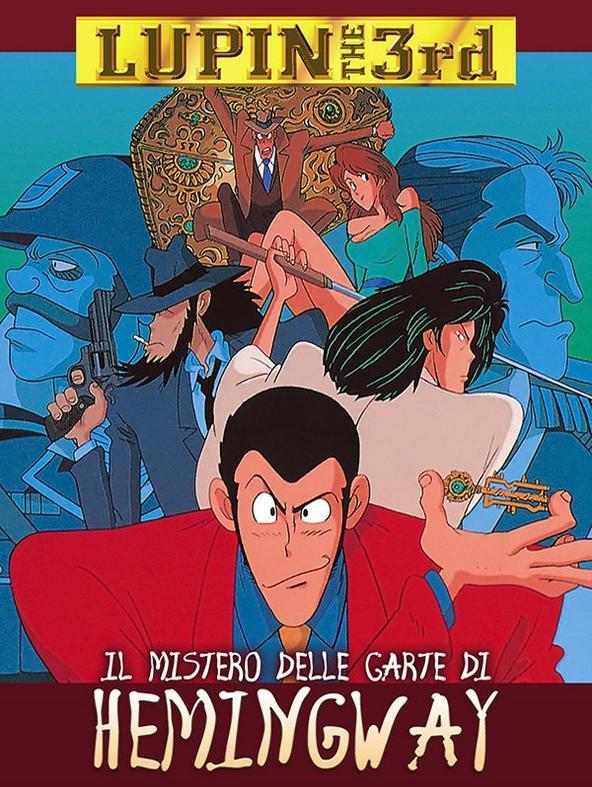 Lupin III - Il mistero delle carte di...