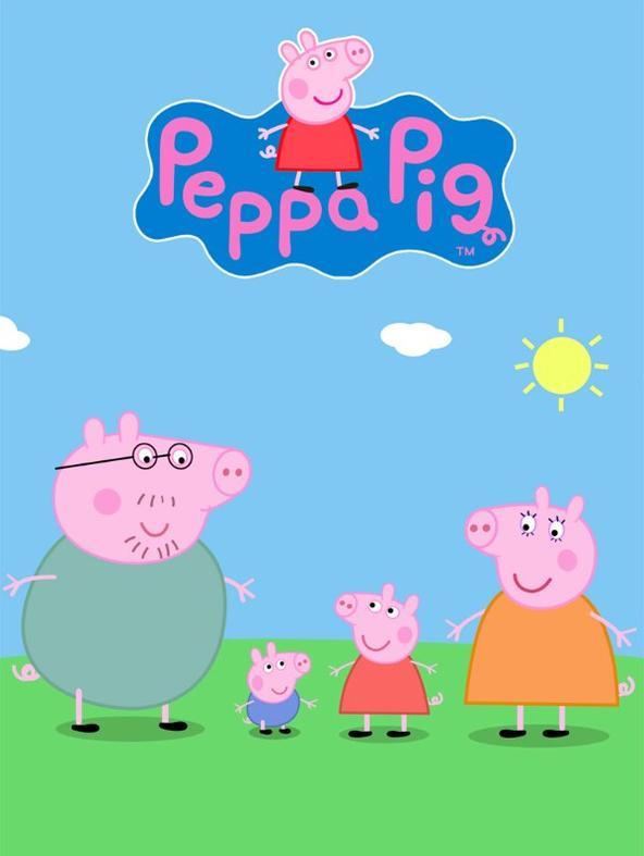 Peppa Pig - Stag. 8 Ep. 50