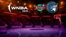 LA Sparks - Minnesota