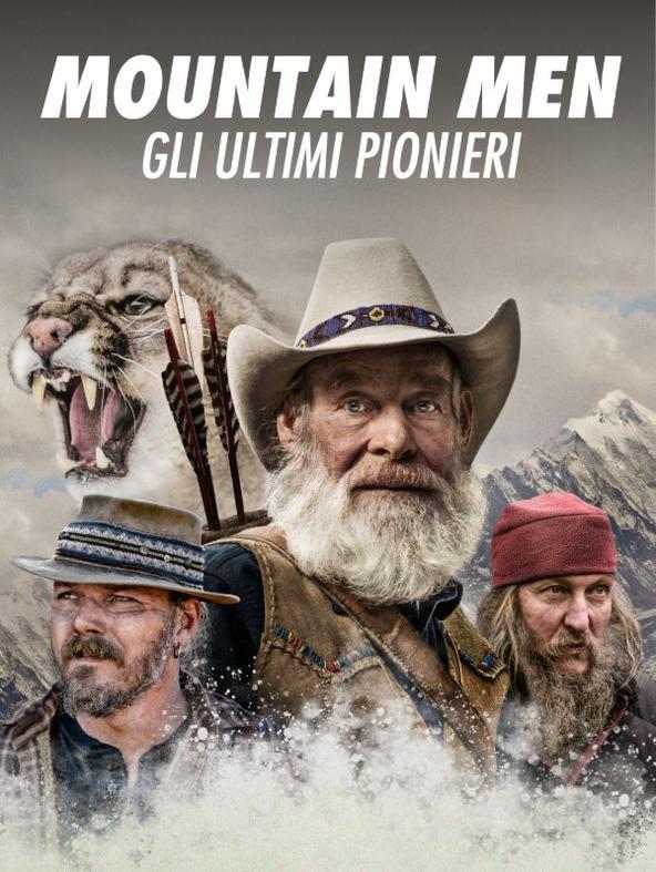 Mountain Men: Gli ultimi pionieri