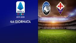 Atalanta - Fiorentina. 4a g.