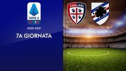 Cagliari - Sampdoria. 7a g.