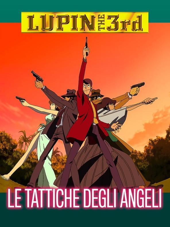 Lupin III - Le tattiche degli angeli