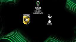 Vitesse - Tottenham