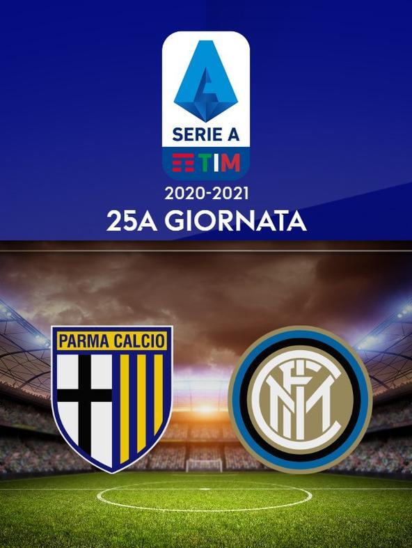 Parma - Inter. 25a g.