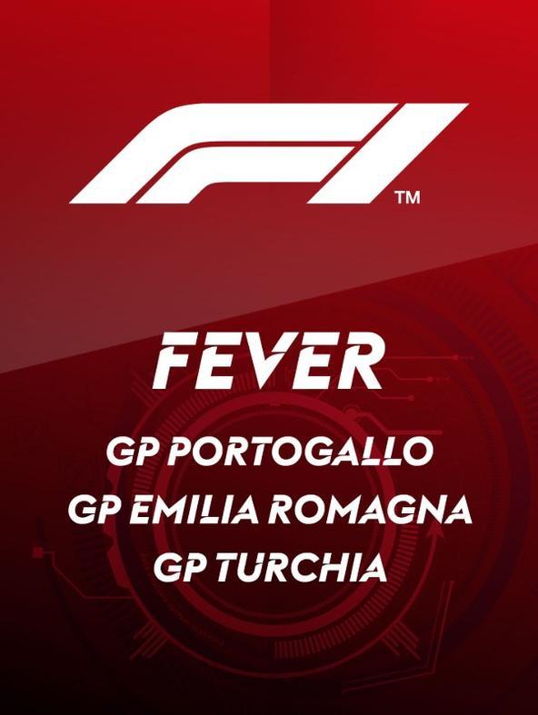 GP Portogallo, GP Emilia Romagna, GP Turchia