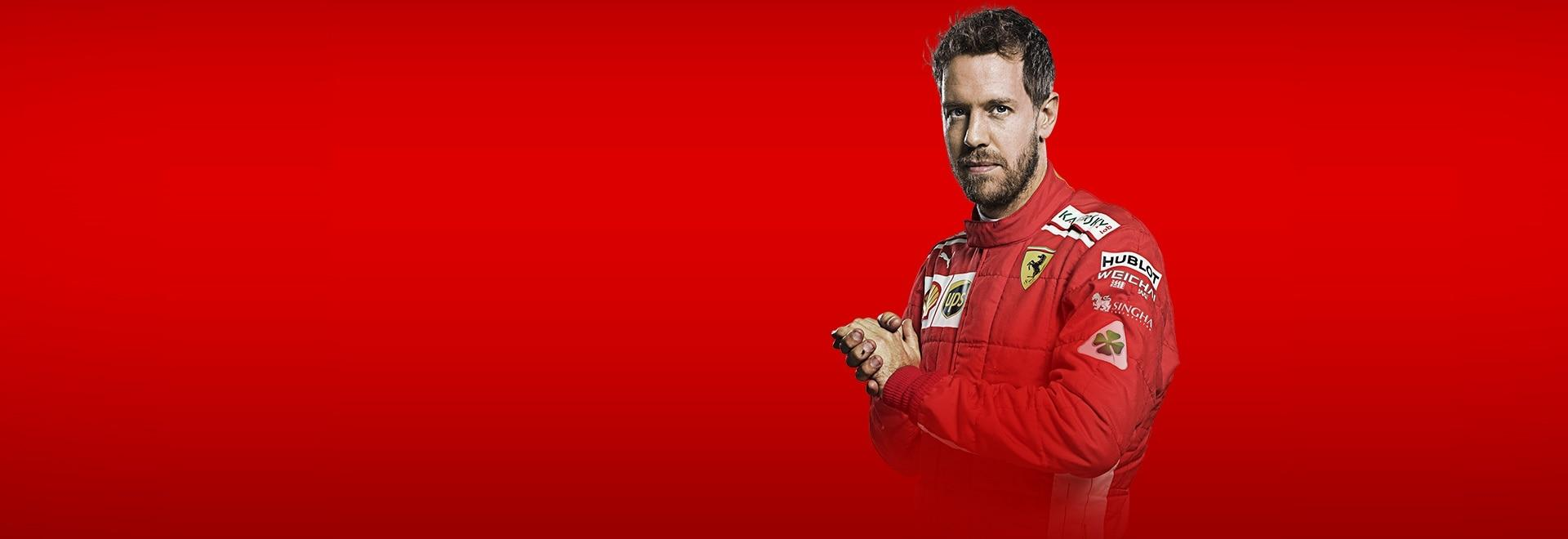 Vettel - L'italiano