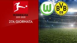 Wolfsburg - Borussia D. 27a g.