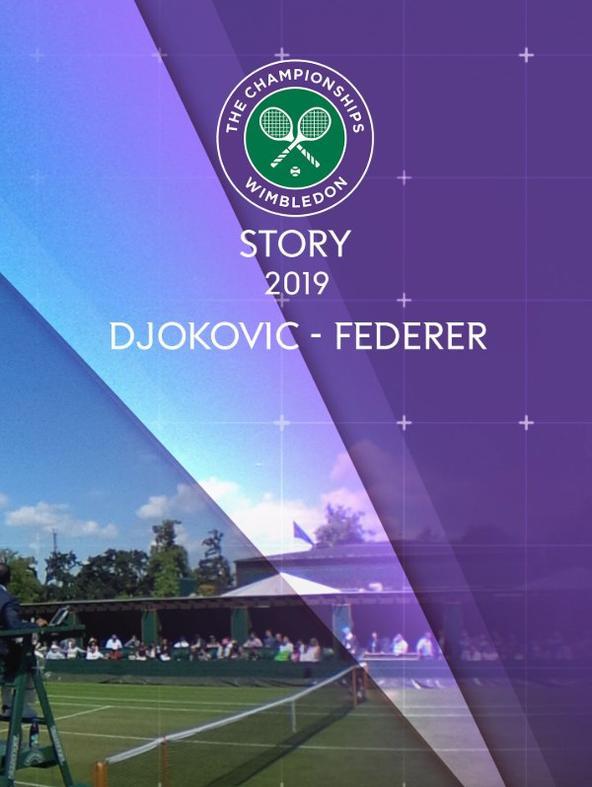 Wimbledon 2019: Djokovic - Federer