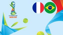 Francia - Brasile. 2a semifinale