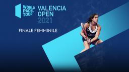 Valencia Open Finale F