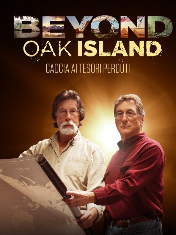 Beyond Oak Island: caccia ai tesori...