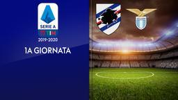 Sampdoria - Lazio. 1a g.