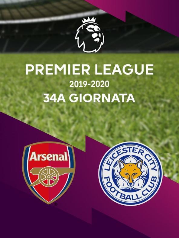 Arsenal - Leicester   (diretta)