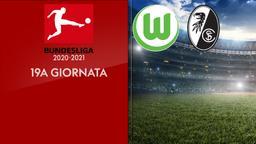 Wolfsburg - Friburgo. 19a g.