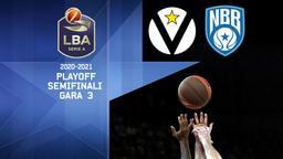 V. Bologna - Brindisi. Playoff Semifinali Gara 3