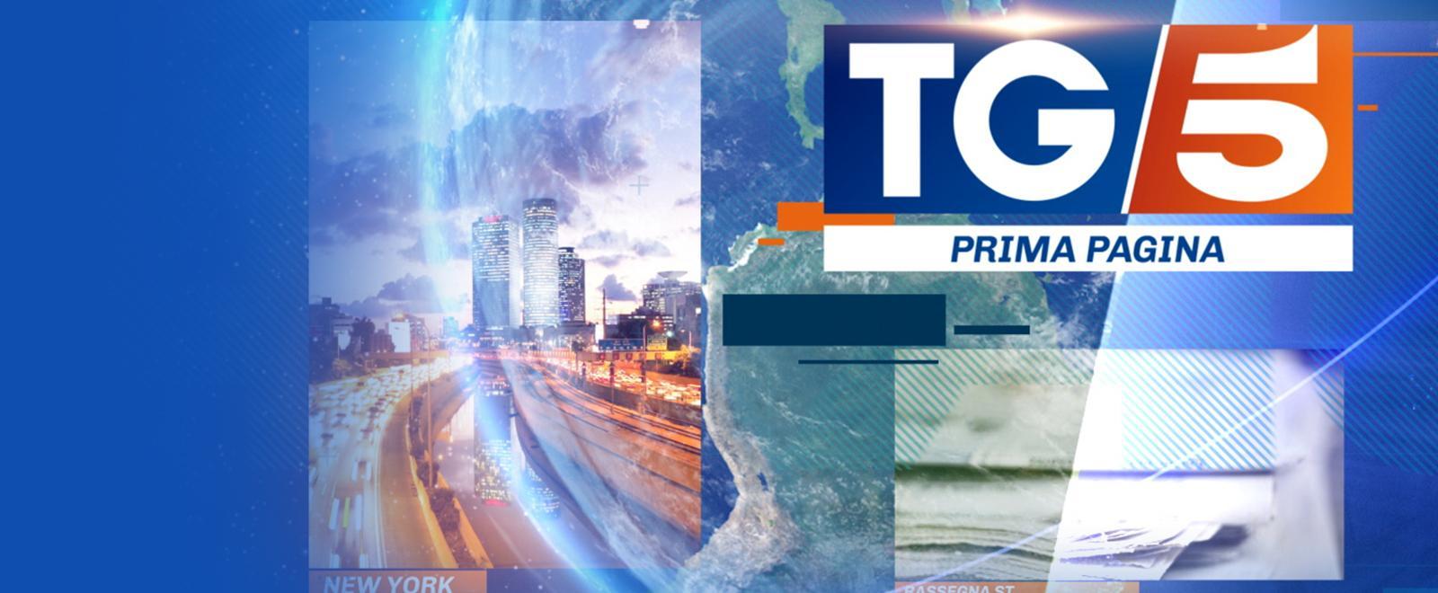 Tg5 Prima Pagina