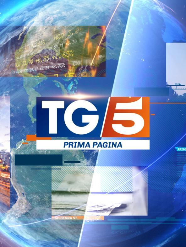 Prima Pagina Tg5  (diretta)