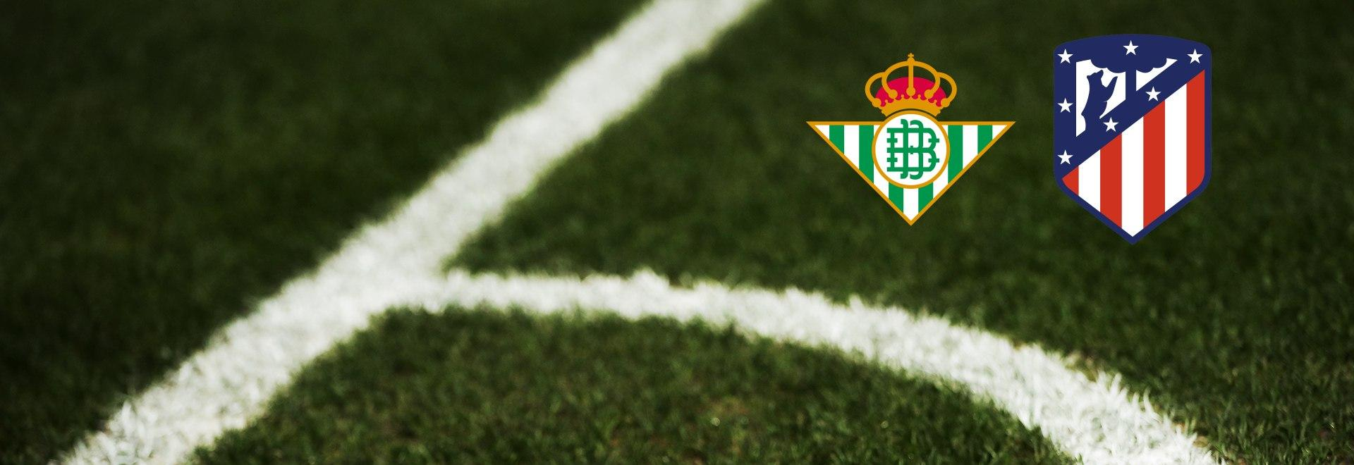 Betis - Atletico M.. 18a g.
