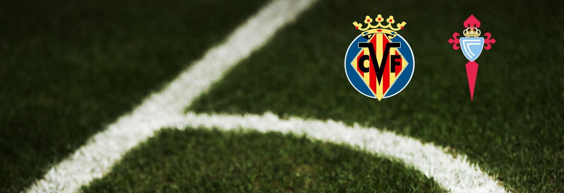Villarreal - Celta Vigo. 35a g.